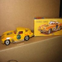 Corgi Customised Chevrolet Corvette String Ray